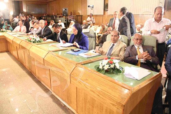 مؤتمر  دور منظمات المجتمع المدني في مكافحة الفساد (4)
