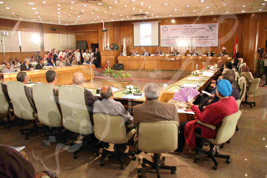 مؤتمر  دور منظمات المجتمع المدني في مكافحة الفساد (24)