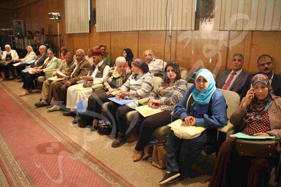 مؤتمر  دور منظمات المجتمع المدني في مكافحة الفساد (8)
