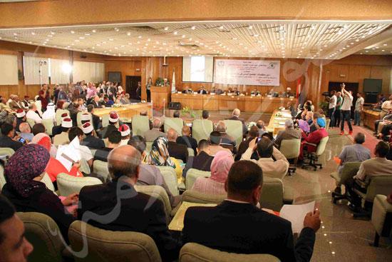 مؤتمر  دور منظمات المجتمع المدني في مكافحة الفساد (17)