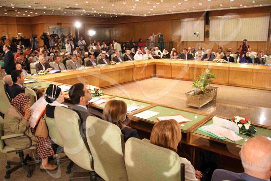 مؤتمر  دور منظمات المجتمع المدني في مكافحة الفساد (18)