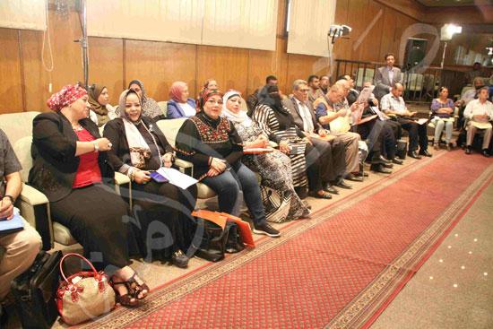 مؤتمر  دور منظمات المجتمع المدني في مكافحة الفساد (12)