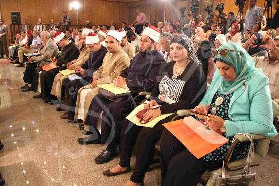 مؤتمر  دور منظمات المجتمع المدني في مكافحة الفساد (28)