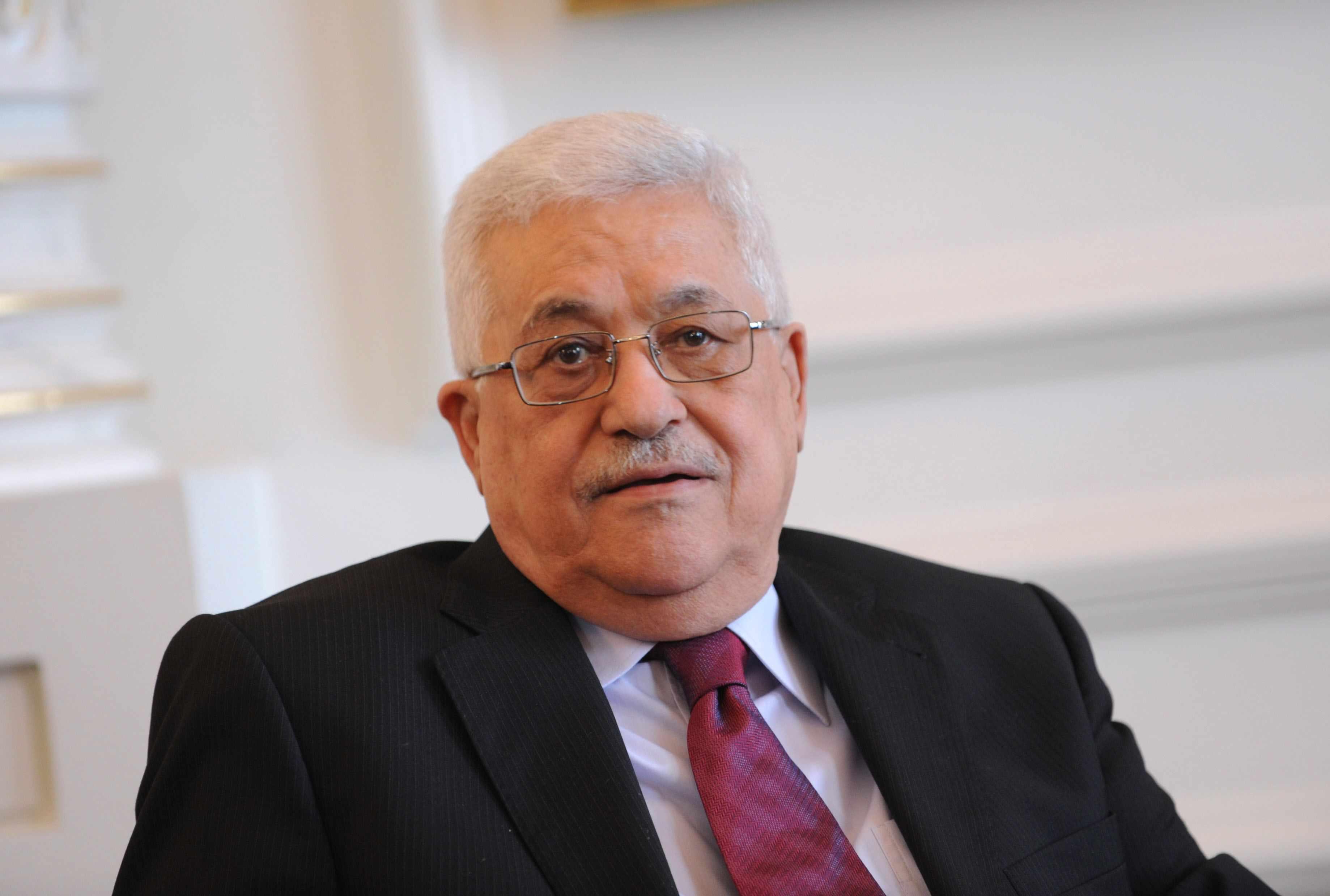 محمود عباس أبو مازن