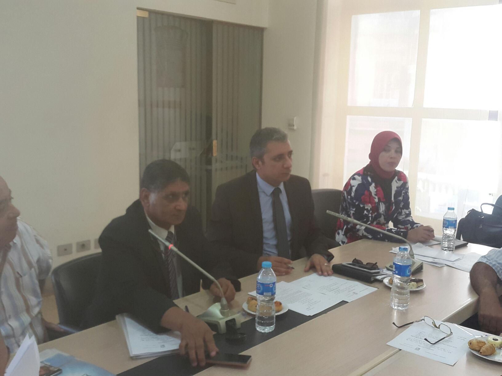 اجتماع الصيادلة بالإسكندرية (2)