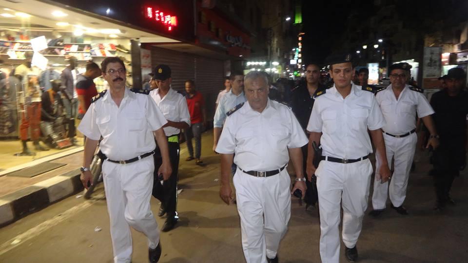 حملات اشغالات ليلة العيد (4)