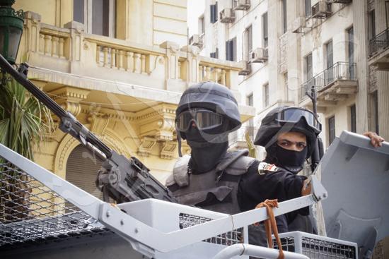 مدير أمن القاهرة يتفقد الخدمات الأمنية ويهنئ المواطنين بالمتنزهات (8)