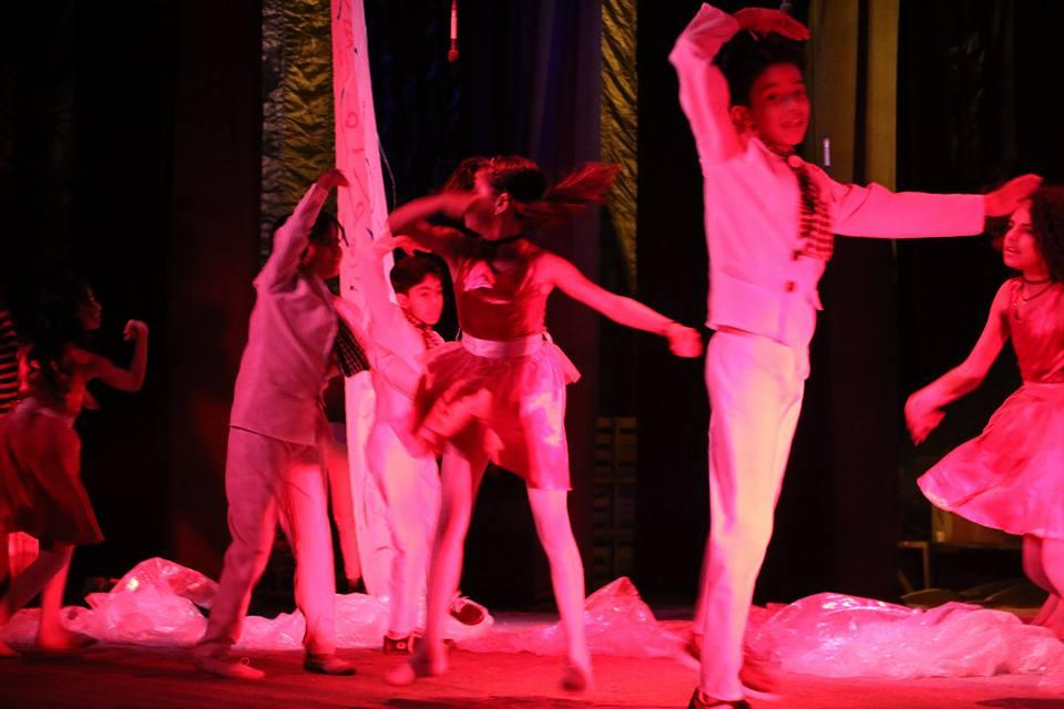 مهرجان نوادي المسرح (5)