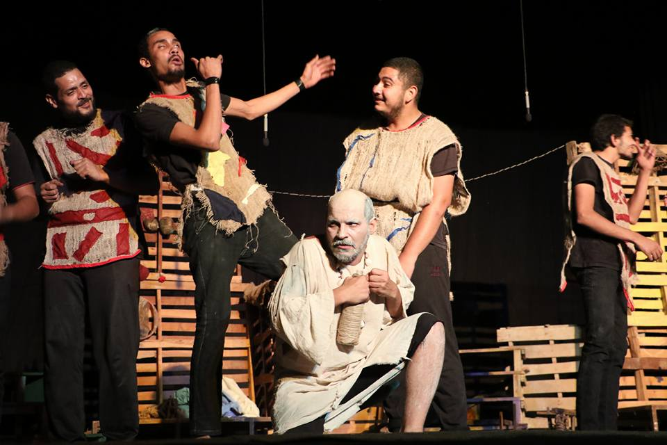 مهرجان نوادي المسرح (7)