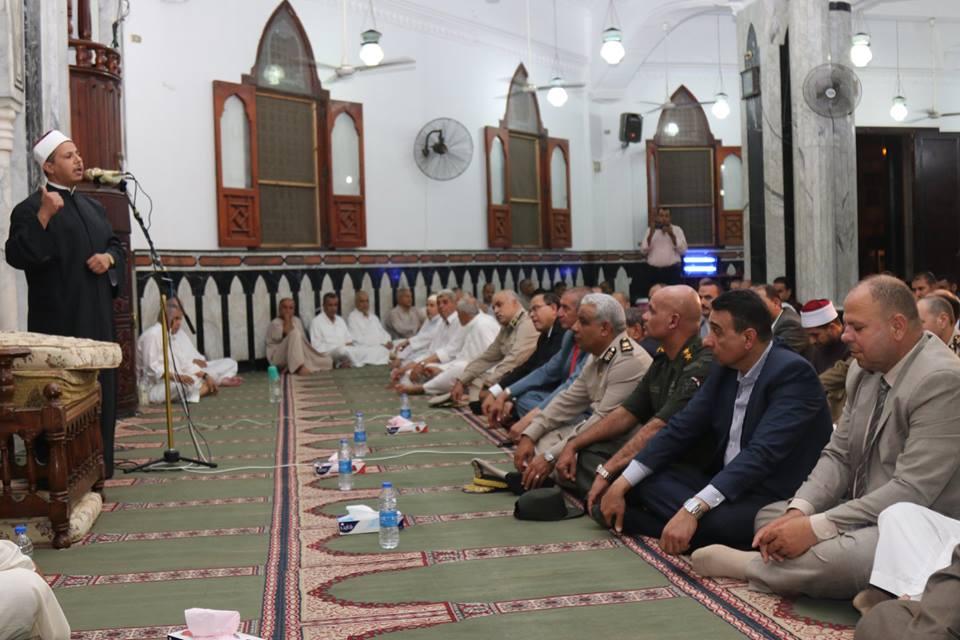 الاحتفال بالعام الهجري الجديد بكفر الشيخ بحضور محافظ كفر الشيخ (5)