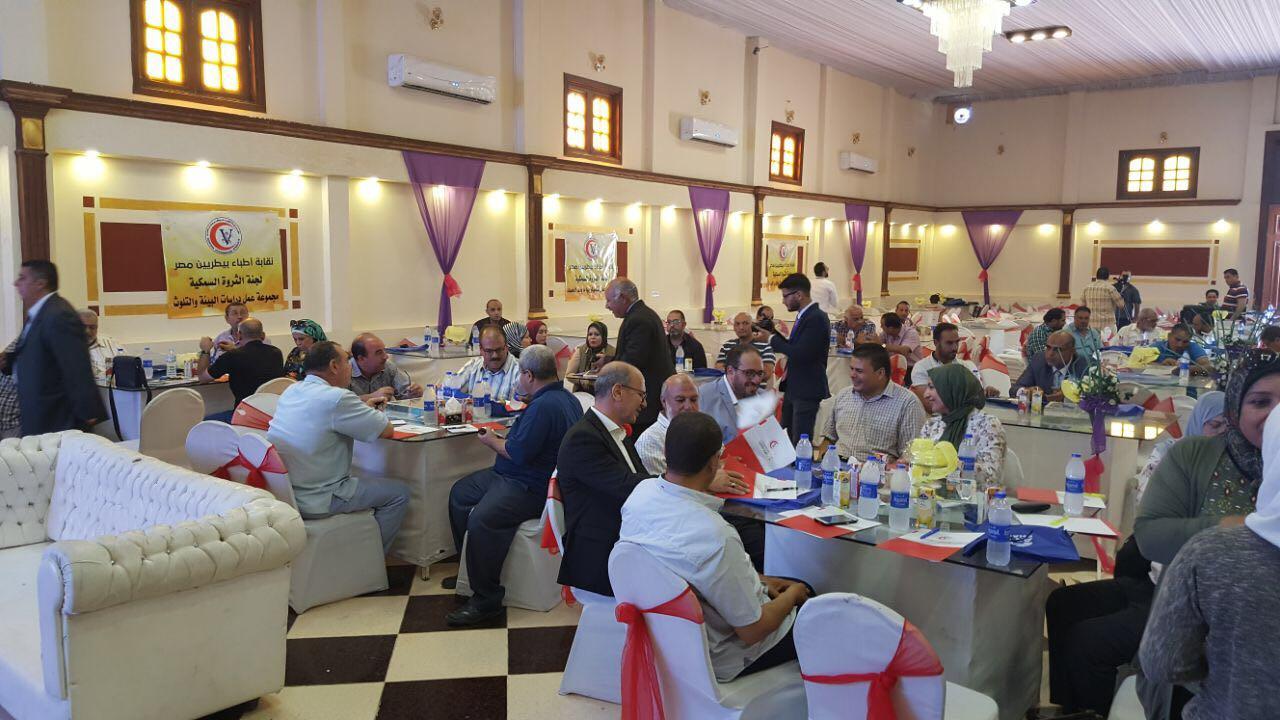 ورشة عمل للأطباء البيطريين عن تطوير الثروة السمكية بكفر الشيخ  (4)