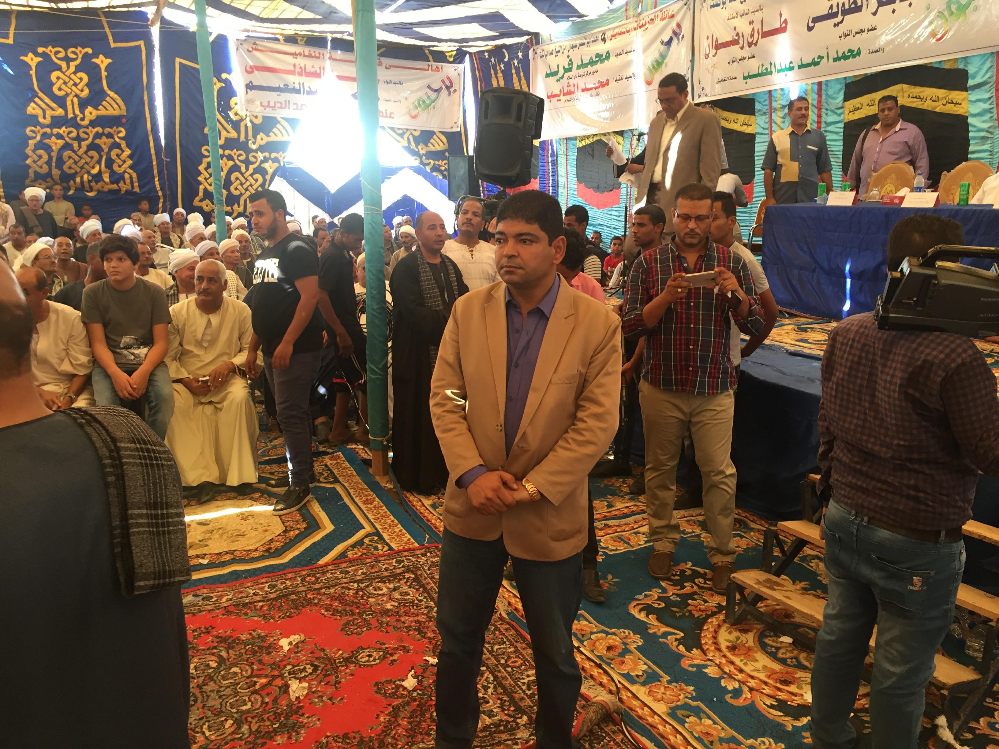 صلح قرية النغاميش دار السلام  (7)