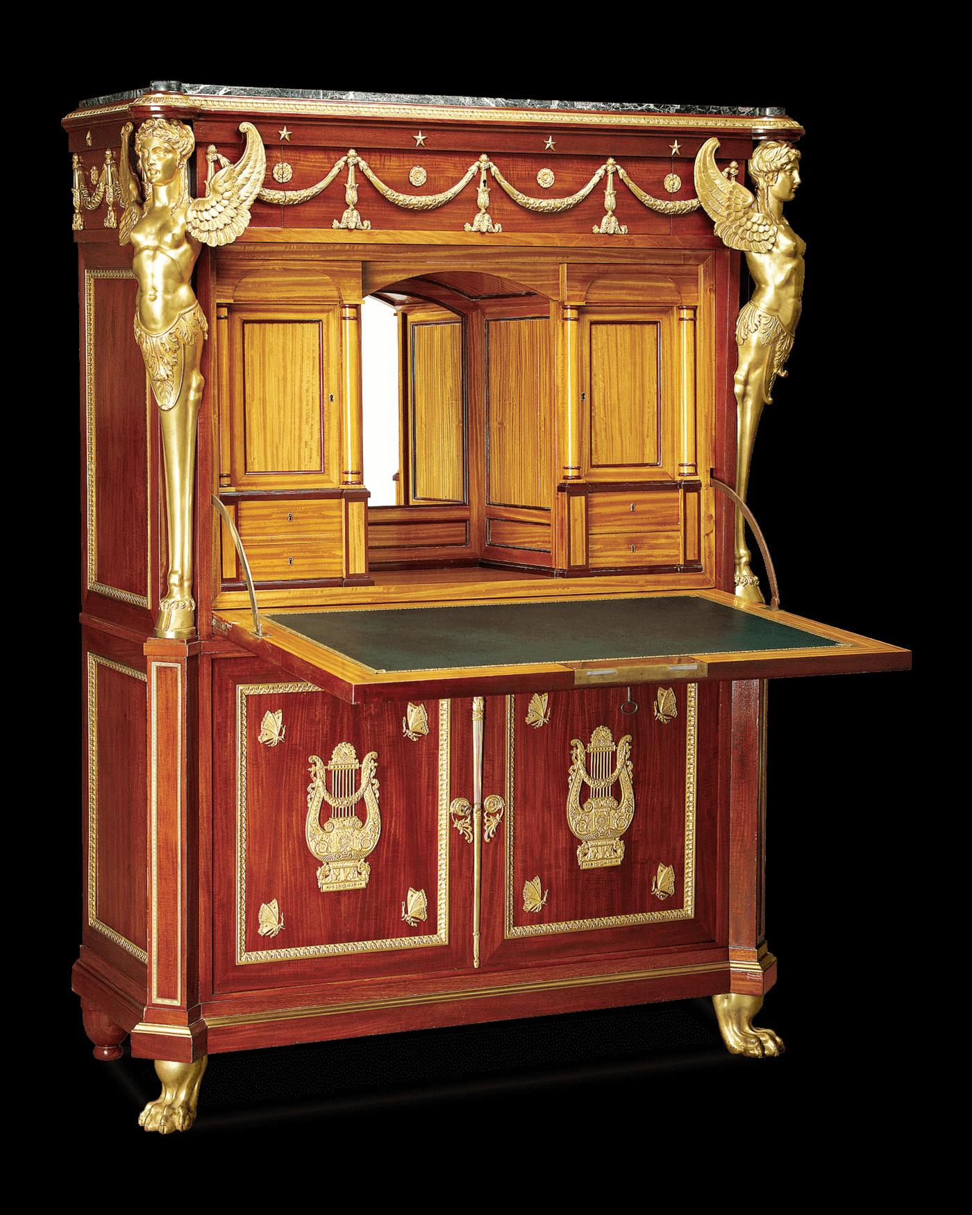 غرفة نوم الملك فاروق (3)