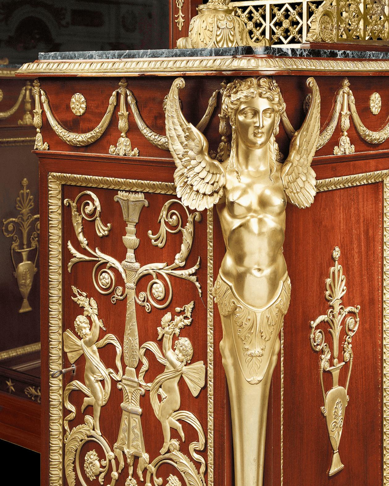 غرفة نوم الملك فاروق (6)