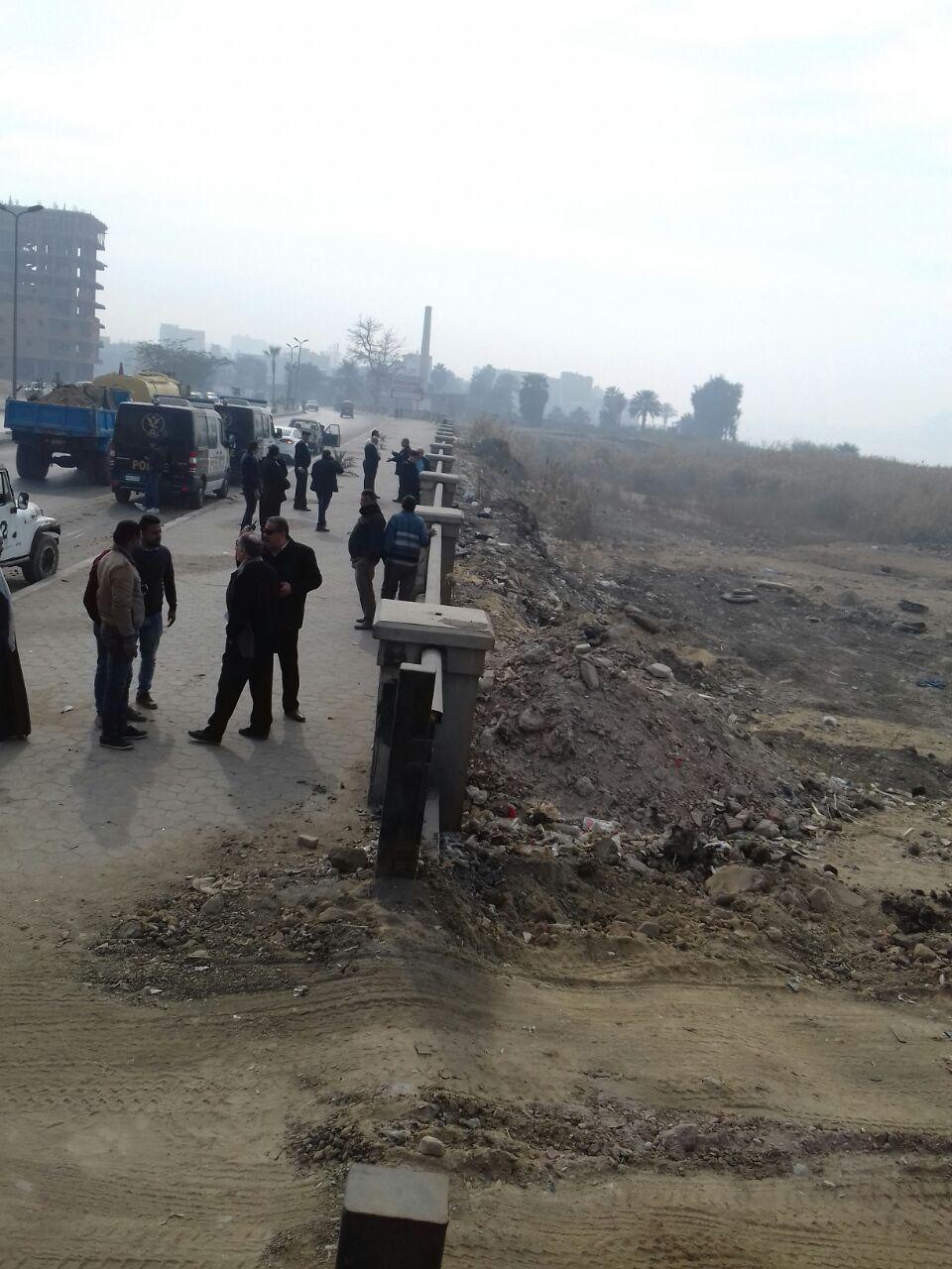 رئيس قطاع حماية النيل عن إزالات اليوم أصحابها لهم باع طويل في التعديات (1)