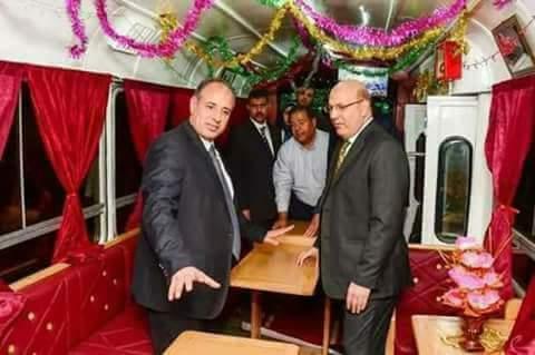 الدكتور محمد سلطان محافظ الاسكندرية