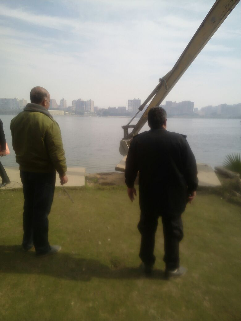 رئيس قطاع حماية النيل عن إزالات اليوم أصحابها لهم باع طويل في التعديات (7)