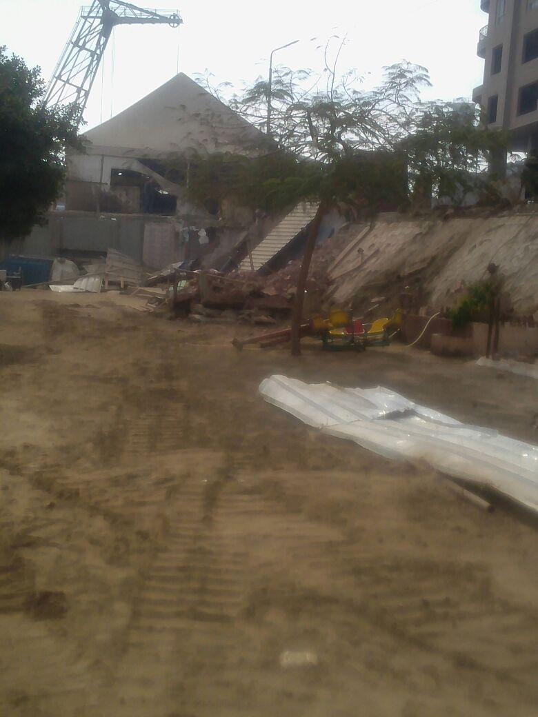 رئيس قطاع حماية النيل عن إزالات اليوم أصحابها لهم باع طويل في التعديات (6)