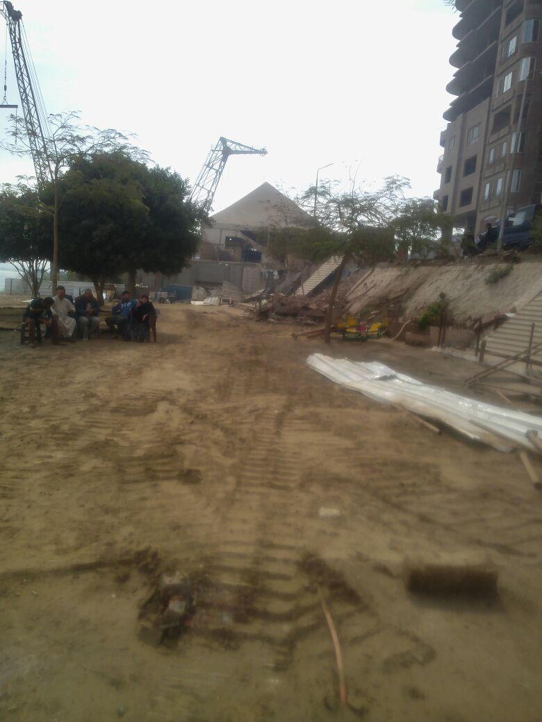 رئيس قطاع حماية النيل عن إزالات اليوم أصحابها لهم باع طويل في التعديات (3)