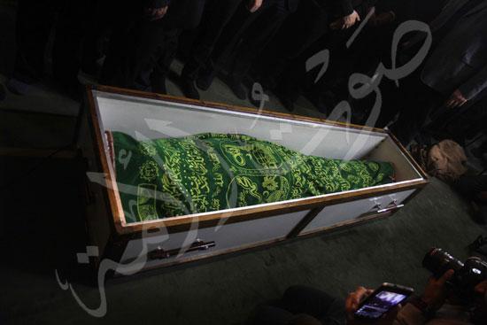 جنازة ابراهيم نافع (2)