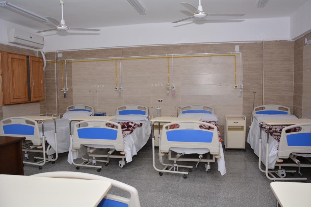 قريبًا افتتاح أكبر مستشفي متخصص في الإصابات والطوارئ فى أسيوط (6)
