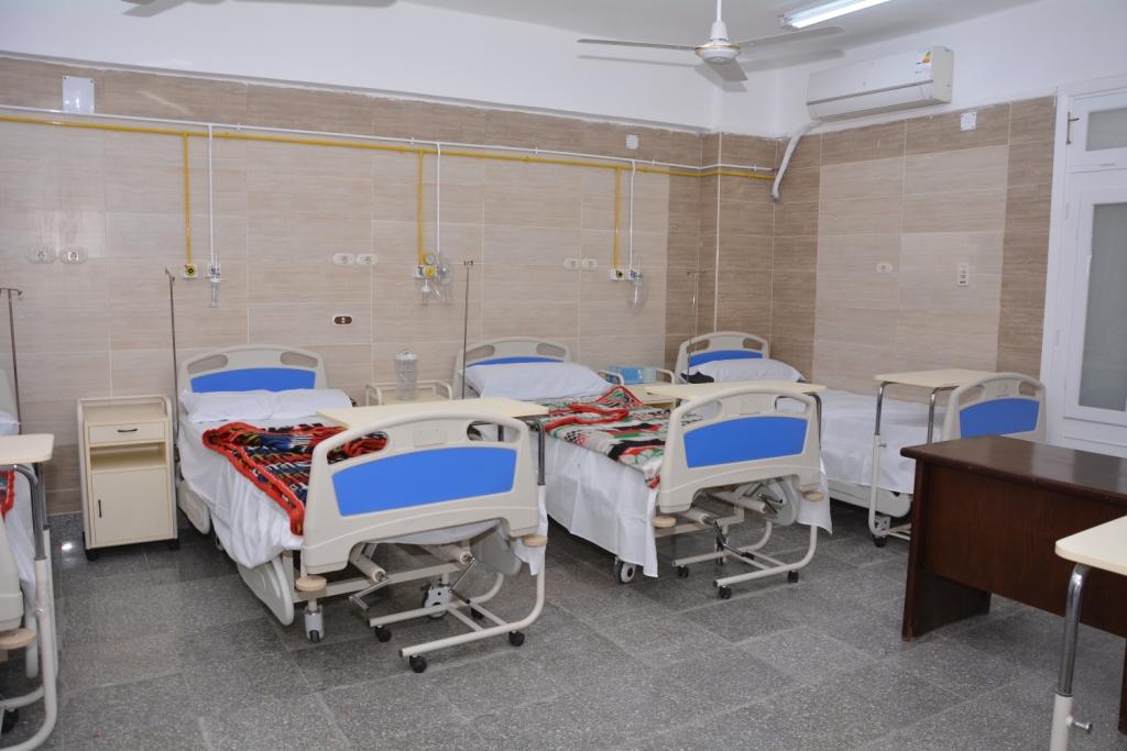 قريبًا افتتاح أكبر مستشفي متخصص في الإصابات والطوارئ فى أسيوط (5)
