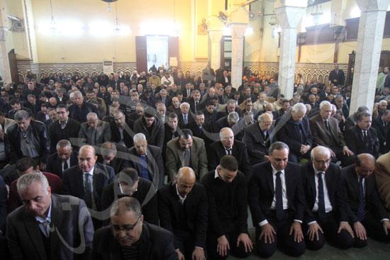 جنازة ابراهيم نافع (1)
