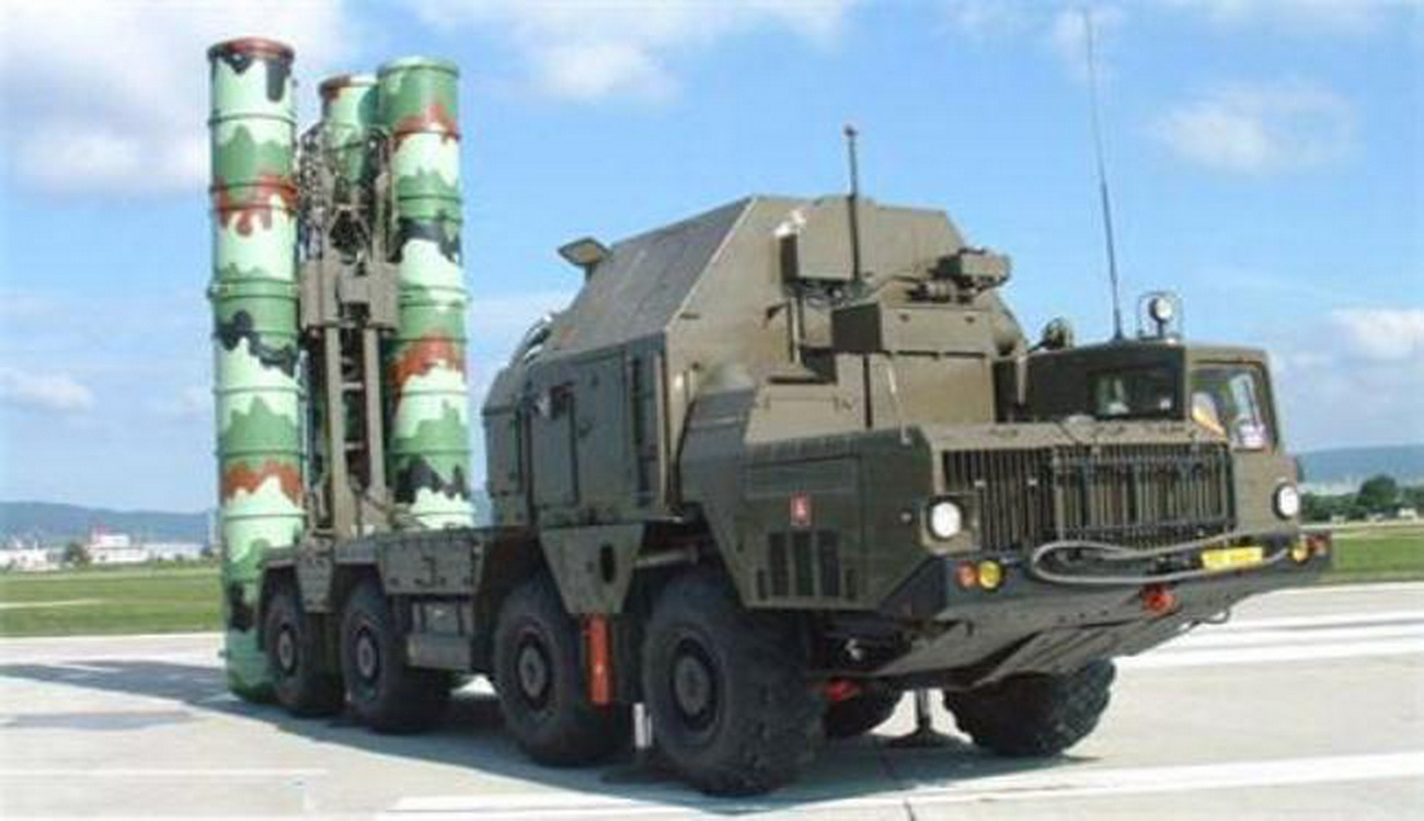 منظومة صواريخ إس 300 الروسية