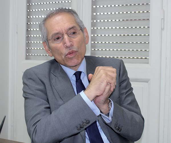 عبد الحميد الدمرداش - رئيس المجلس التصديرى للحاصلات الزراعية