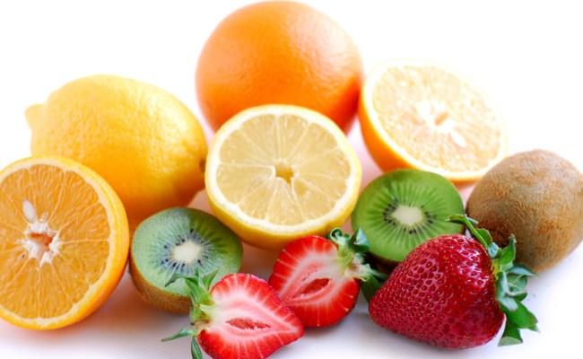 فواكهة حمضية