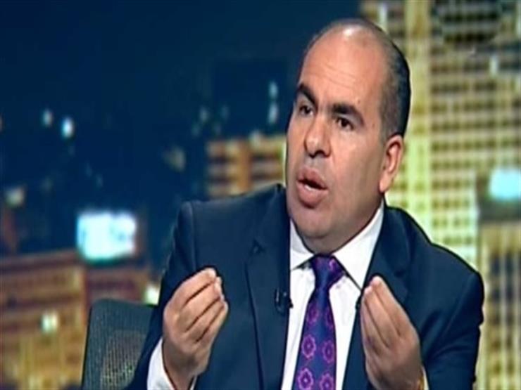 الدكتور ياسر الهضيبي المتحدث الرسمي باسم حزب الوفد