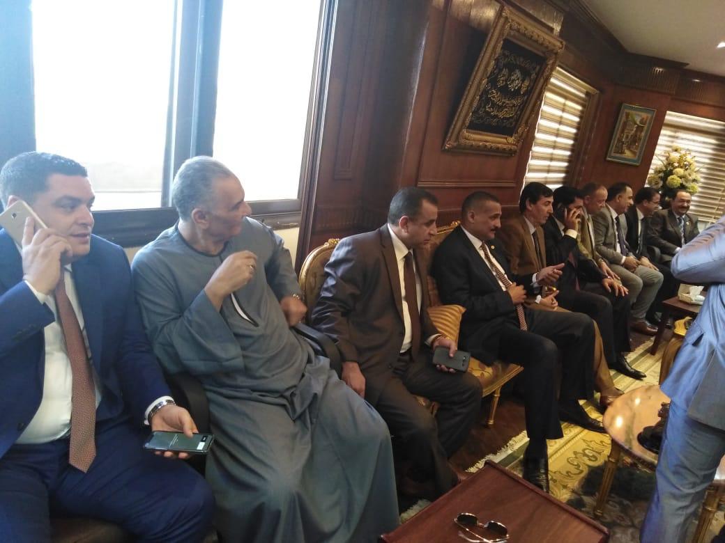 لجنة حقوق الإنسان بمجلس النواب (9)
