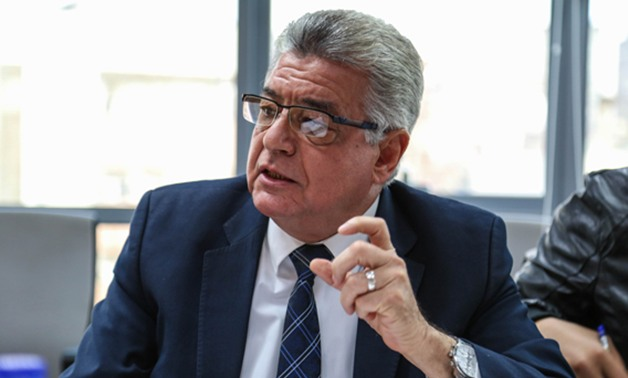 النائب هاني أباظة عضو لجنة التعليم والبحث العلمي