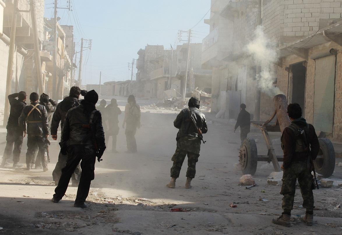 مصير المقاتلون الأجانب بعد معركة إدلب