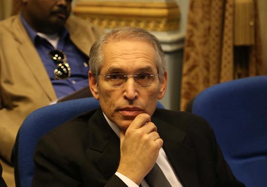 النائب عبد الحميد الدمرداش رئيس المجلس التصديرى للحاصلات الزراعية