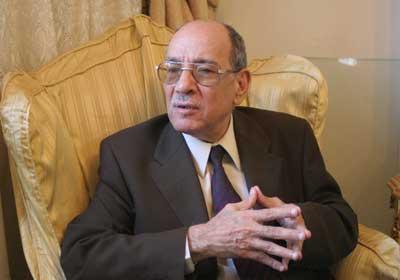 عبد الغفار شكر نائب رئيس المجلس القومي لحقوق الإنسان