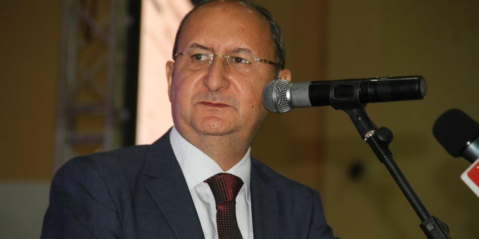 المهندس عمرو نصار وزير الصناعة