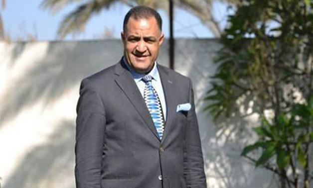 النائب إلهامي عجينة عضو مجلس النواب