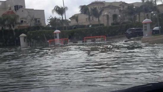 السيول في مصر (1)