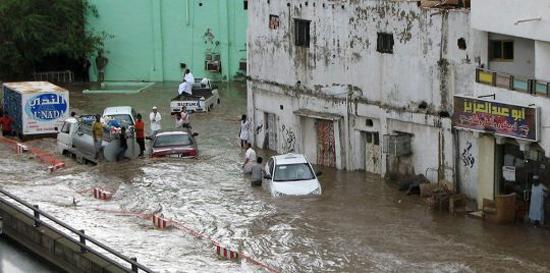 السيول في مصر (3)