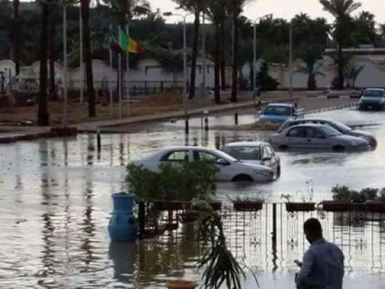 السيول في مصر (4)