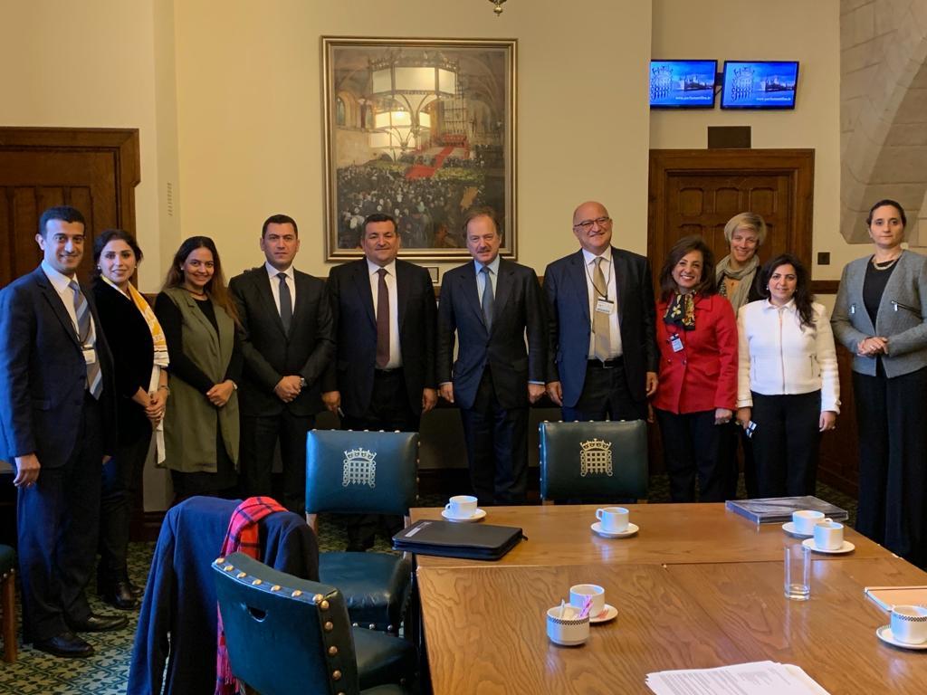 اعضاء مجلس النواب في بريطانيا (1)