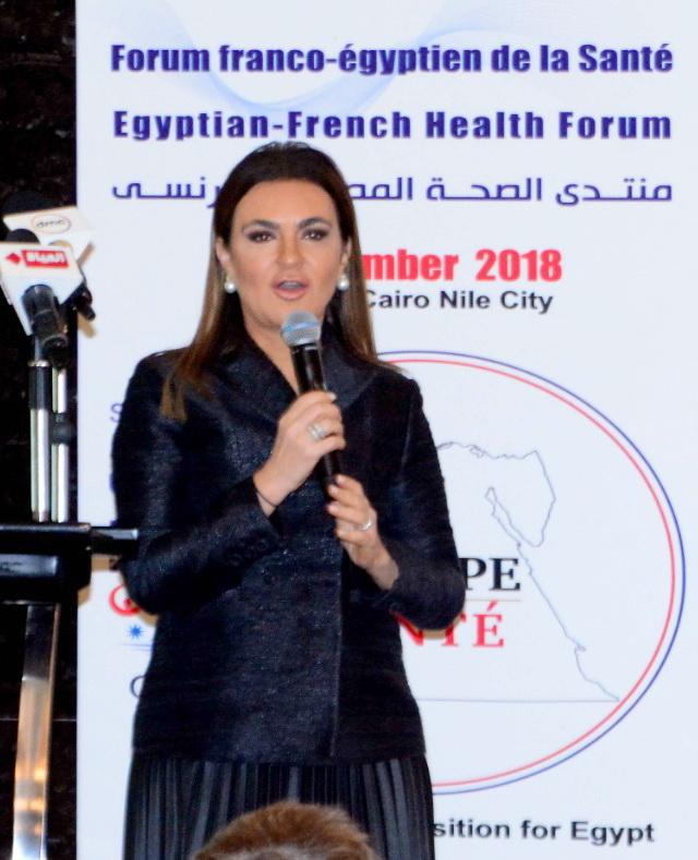 منتدى الصحة المصرى الفرنسى (2)