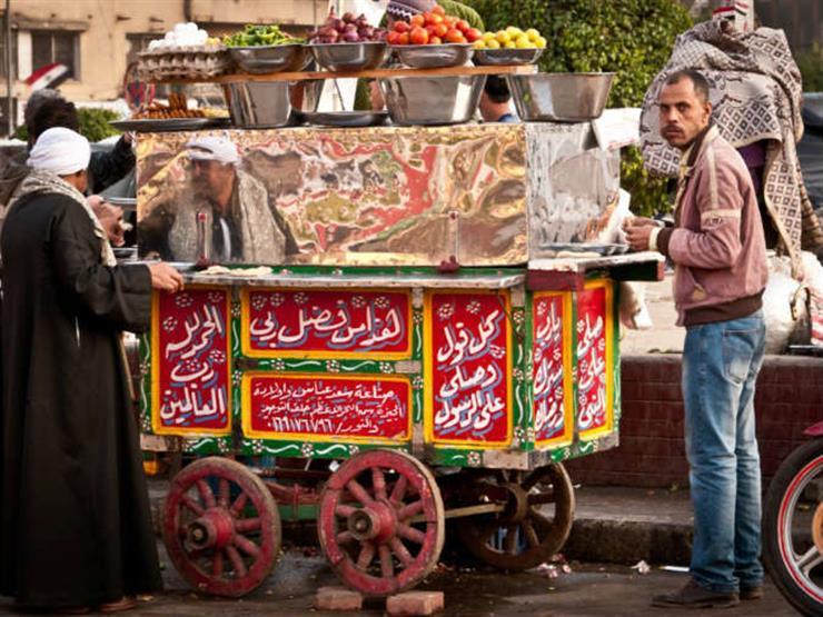 عربيات الفول فى مصر