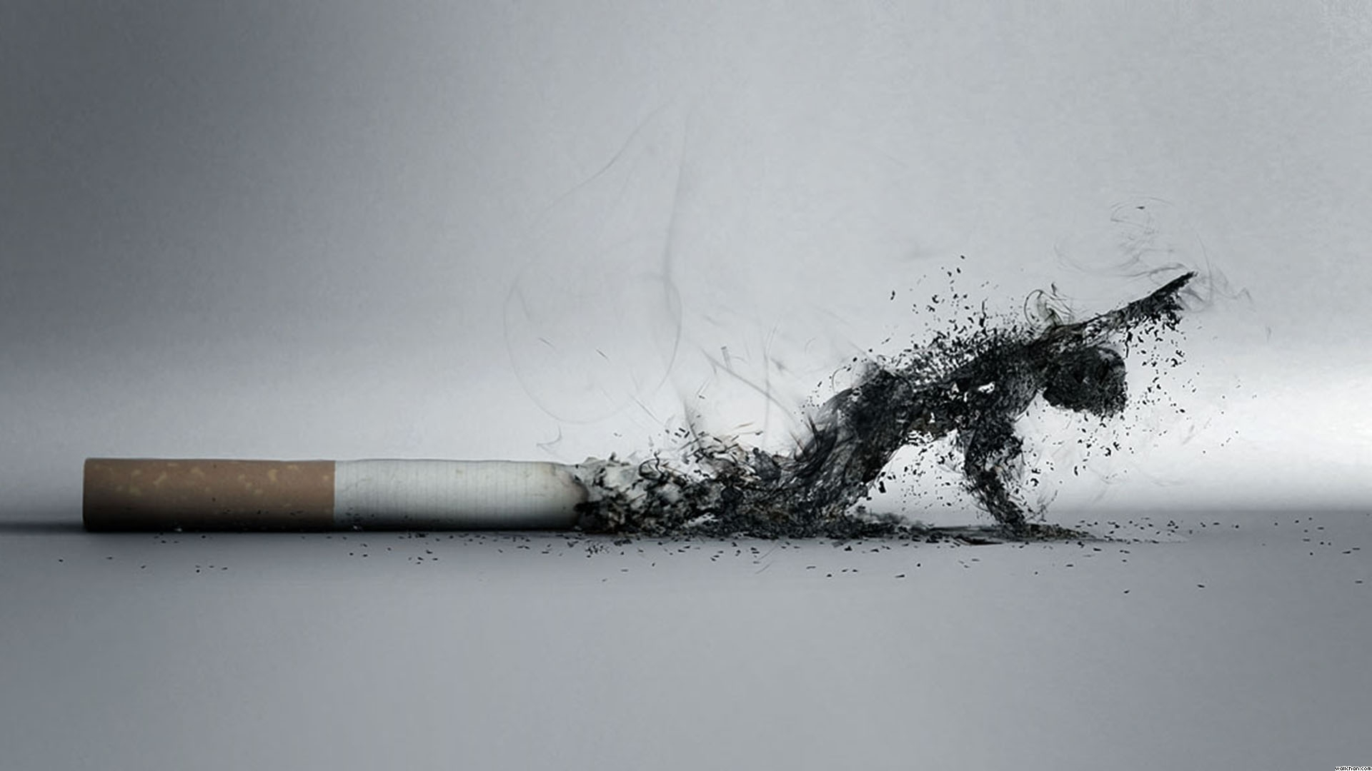 كفاية تدخين