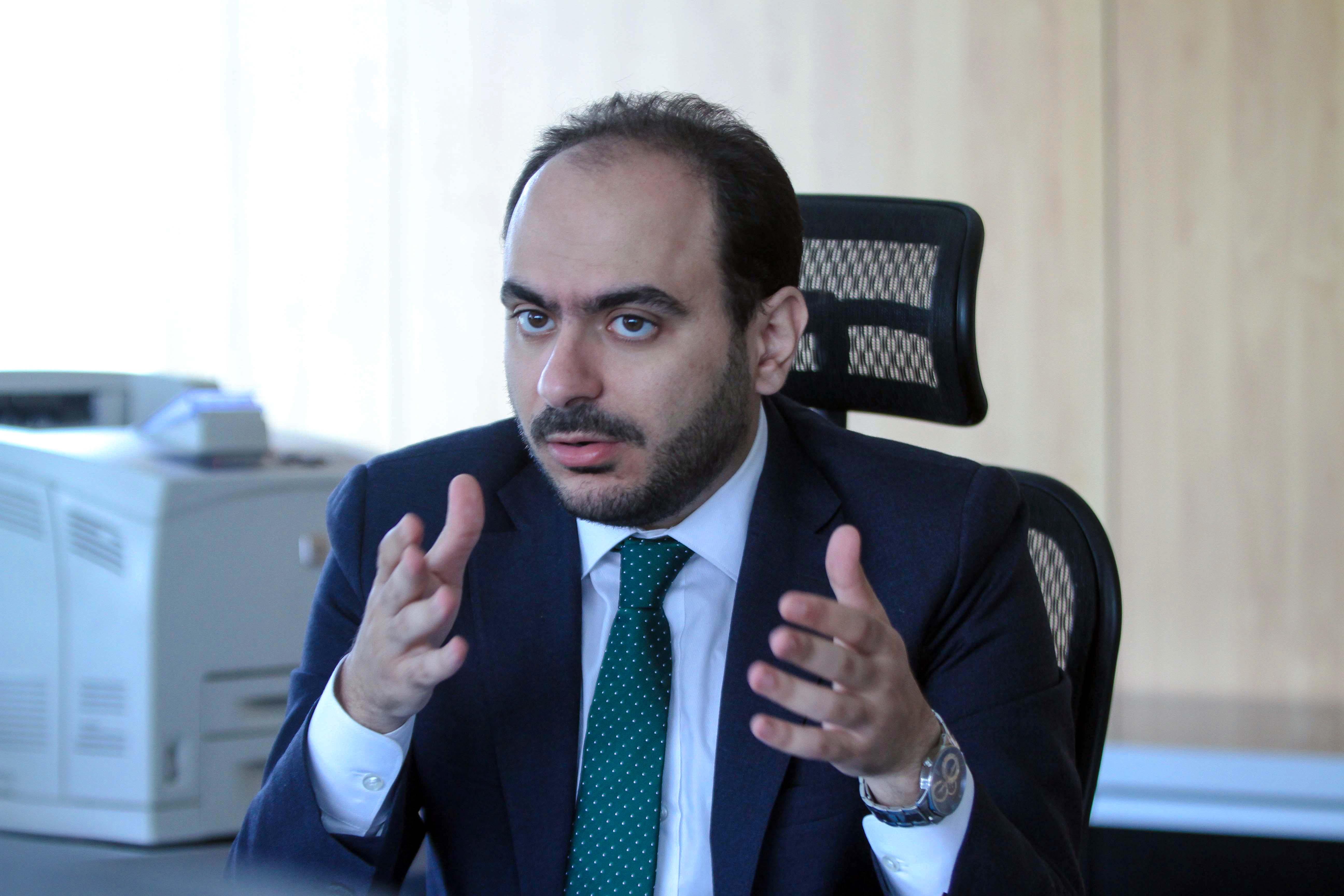 الدكتور أمير نبيل، رئيس جهاز حماية المنافسة (15)