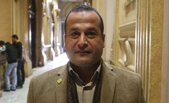 النائب محمد عمارة عضو مجلس النواب