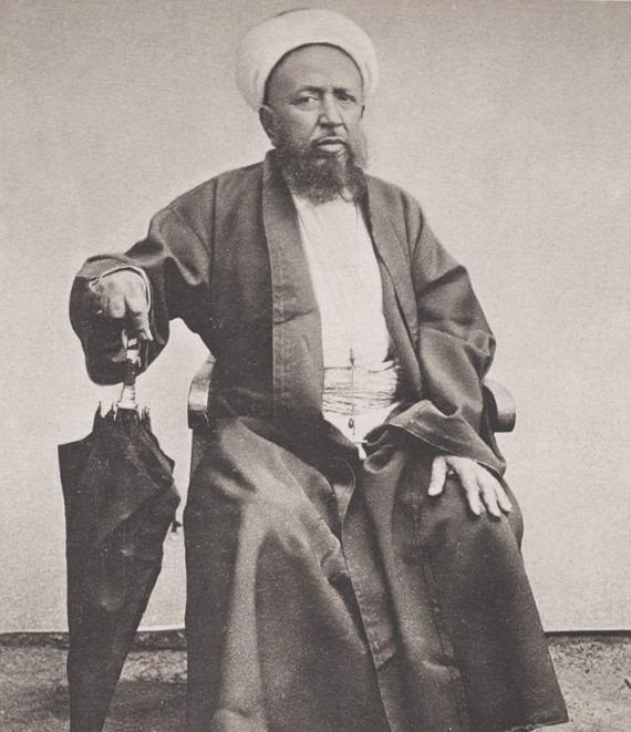 عبد الغفار بن عبد الرحمن بن عبد الغفار بغدادي