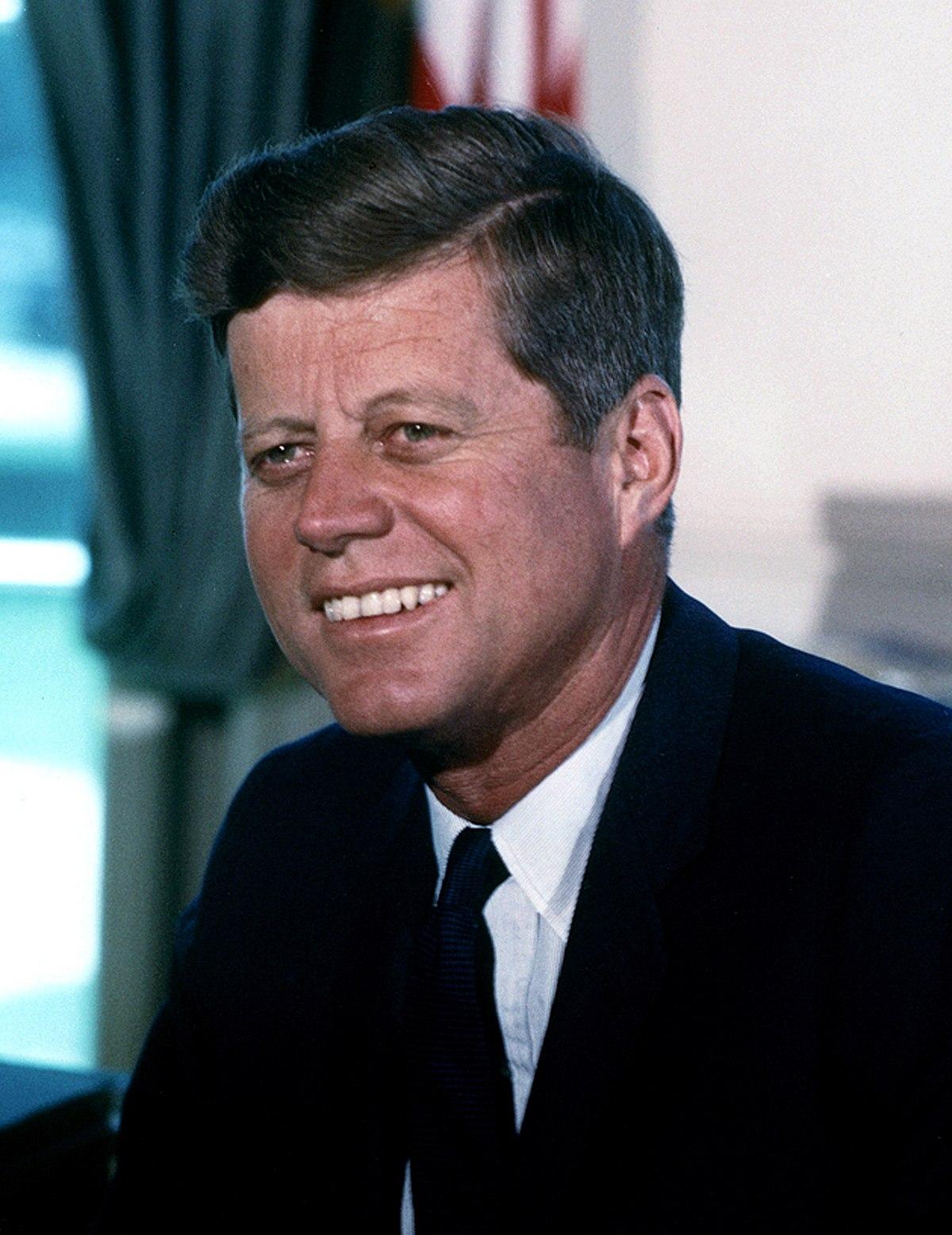 رئيس الامريكى جون كينيدي