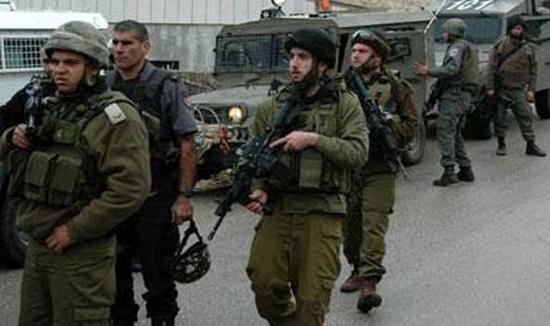 جنود الاحتلال في بلدة كفر الديك (3)